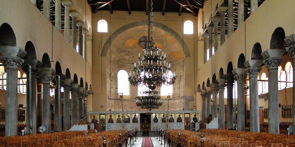 Church of Acheiropoiitos