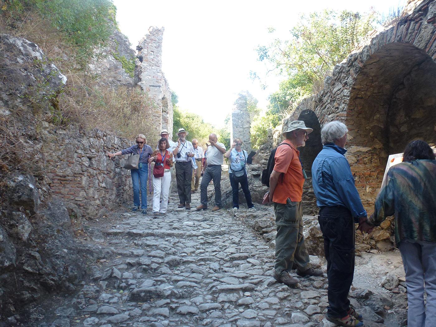 British Medieval Tour of Greece